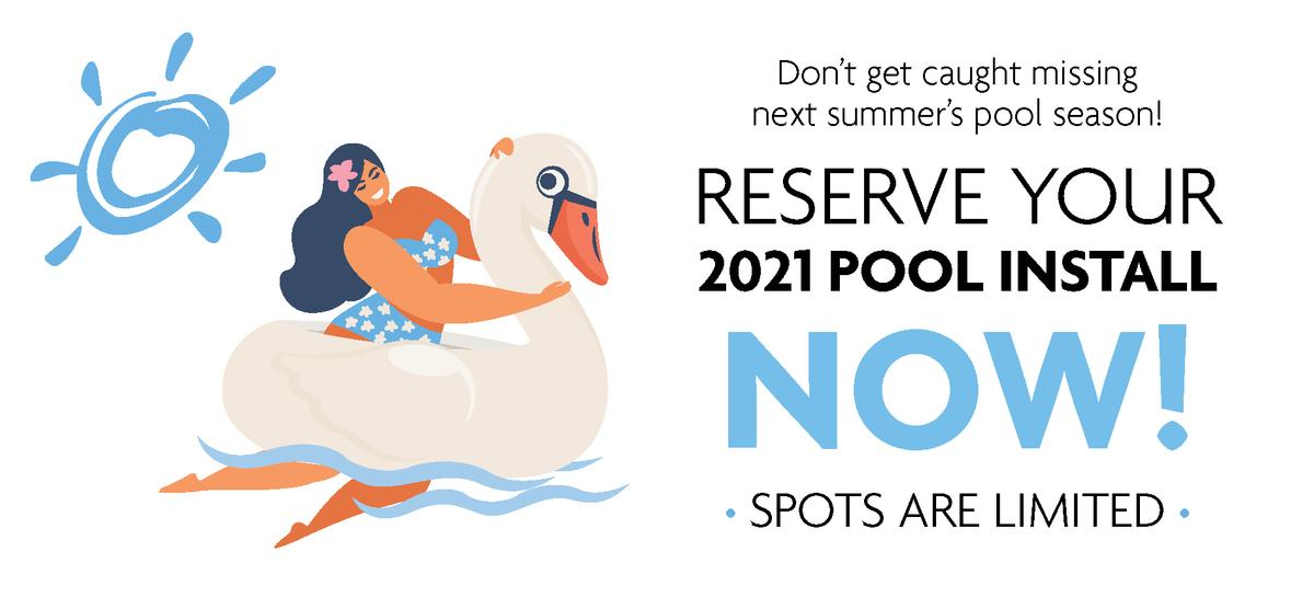 Pool Discount and Promo