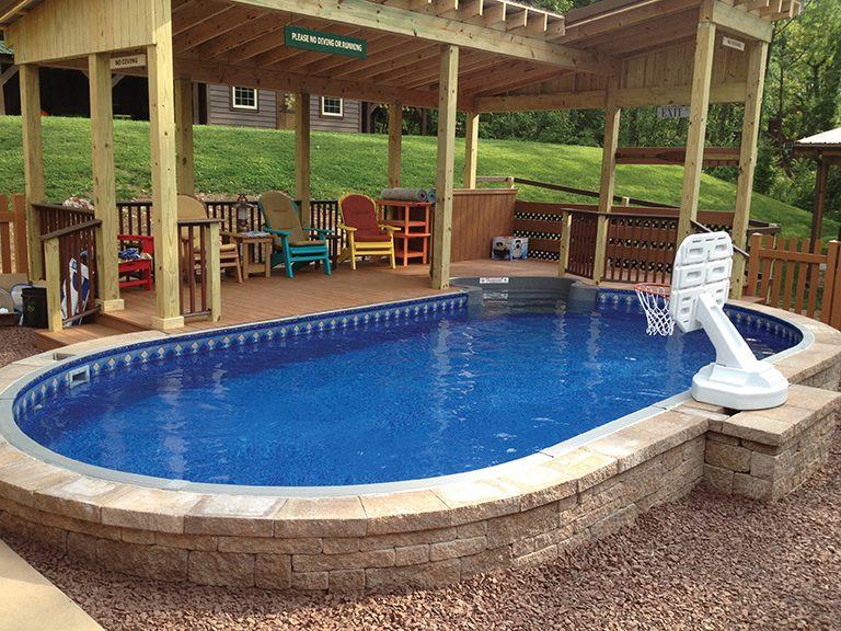 Above Ground Pool Installation Cost Ottawa Round Designs