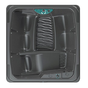 New Lumi-o Hot Tub