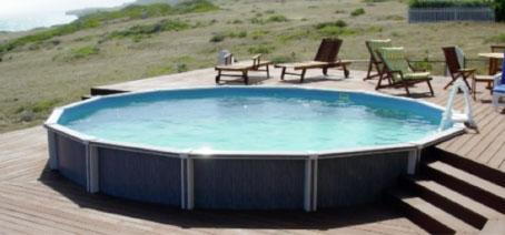 Above Ground Pools from McKie