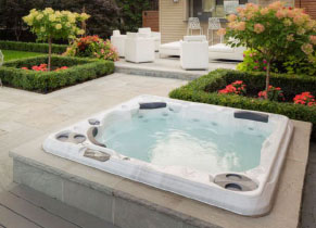 HydroPool Hot Tubs from McKie