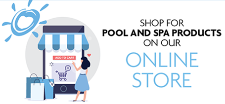 Shop our Online Pool Store